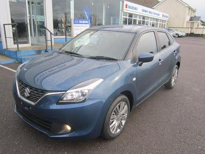 Suzuki Baleno 1.0 SZT, NOW AVAILABLE WITH 0% APR Hatchback Petrol Blue