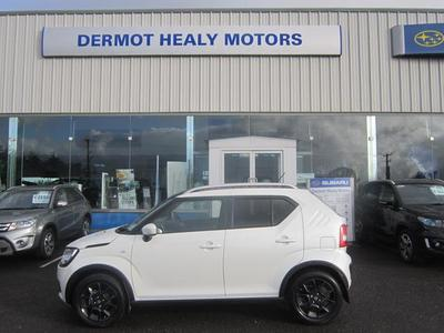 Suzuki Ignis 1.2 SZT DUELJET WITH 0% APR Hatchback Petrol White