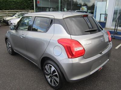Suzuki Swift 1.0 SZ5 Hatchback Petrol Grey