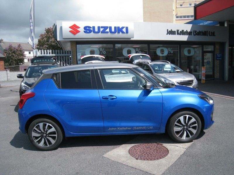 Suzuki Swift 1.0 SZ5 AUTO BOOSTERJET Hatchback Petrol Blue
