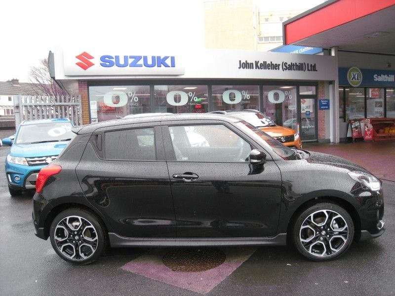 Suzuki Swift SPORT 1.4 150BHP Hatchback Petrol Black